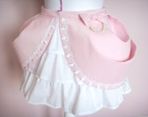 Cupcake Skirt in Pale Pink fairy kei lolita style