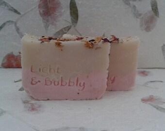 Handmade Soap - English Rose