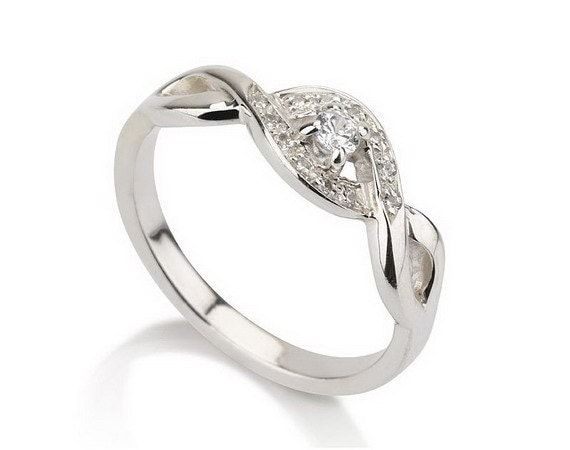 items similar to engagement promise ring 925 sterling