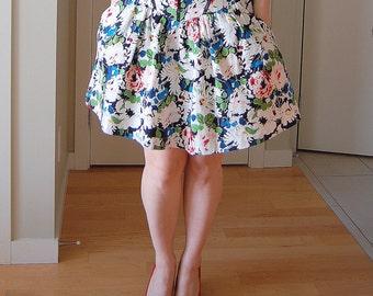 Crescent Skirt Pattern from Sewaholic