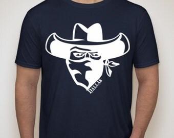 Large Dallas Cowboy Head