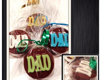 Dad Chocolate Covered Oreos- Father's Day Gift