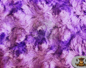 "Minky Cuddle ULTRA Rosebud Fabric 18 PURPLE / 58"" Wide / Sold by the yard"