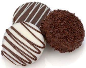 Custom Chocolate Covered Oreos - 1 Dozen