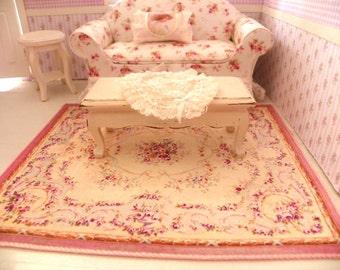 Aubusson Dollhouse Rug