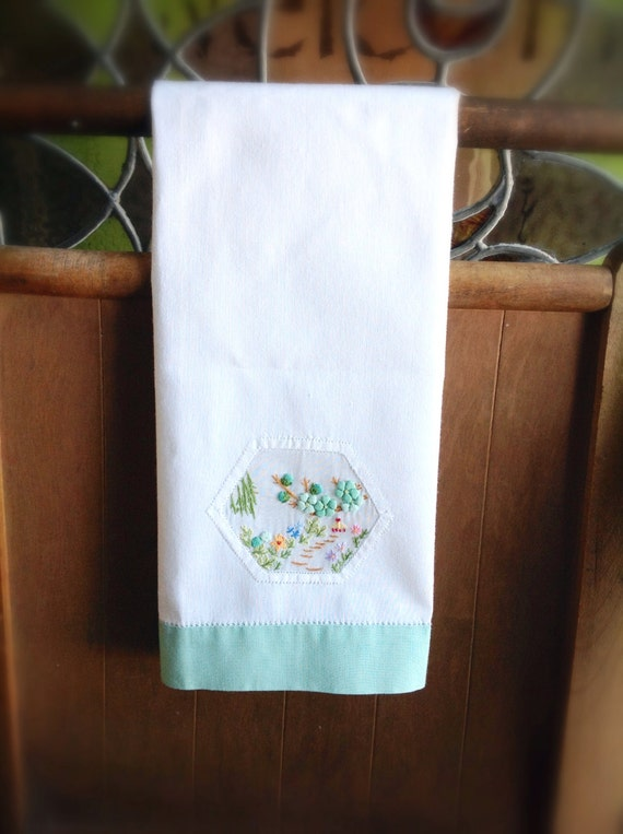 Country Chic Kitchen Towel Set