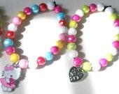 Hello Kitty Charm Bracelets/ Various Charm bracelets