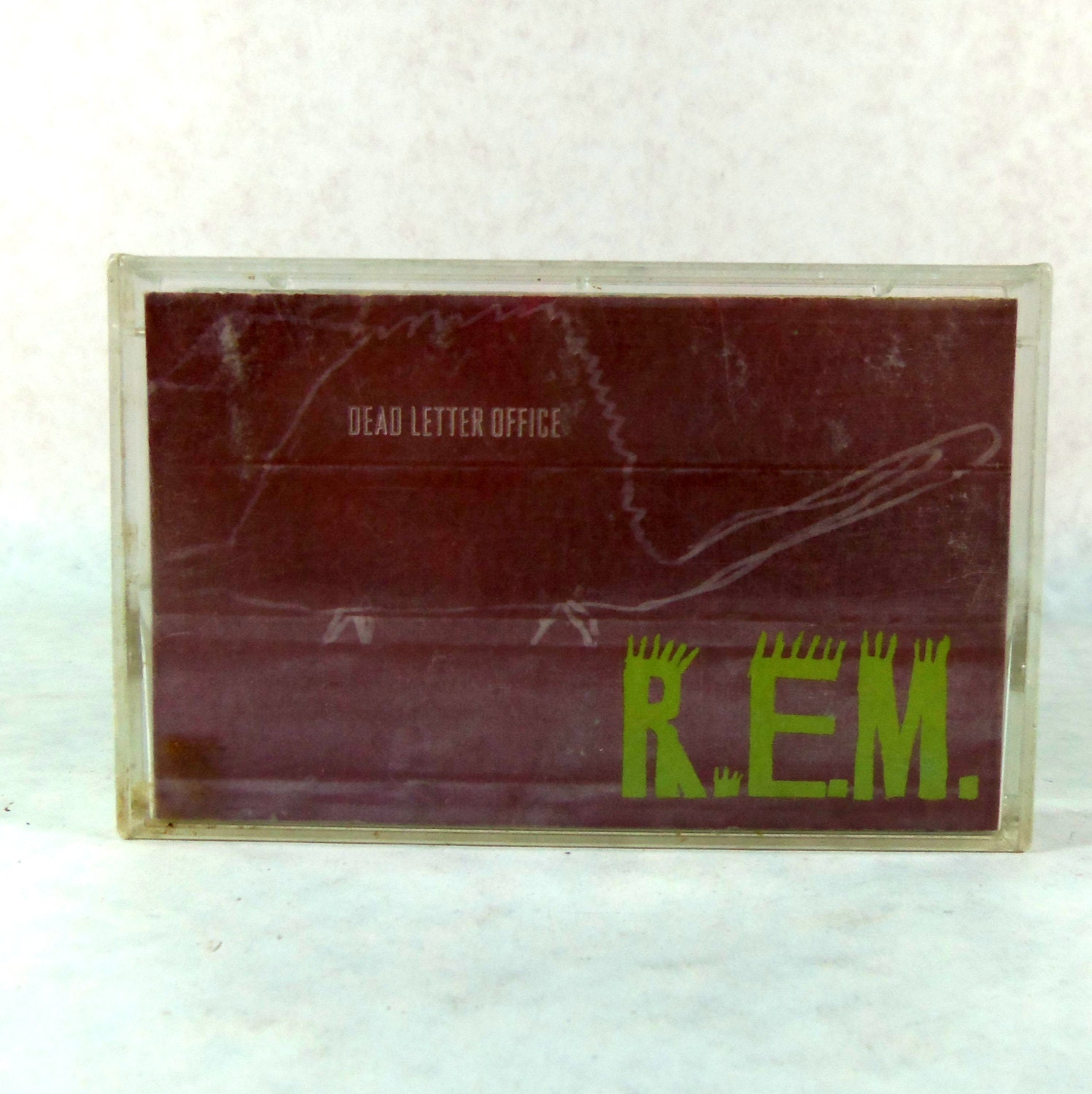 dead letter office r e m cassette 1987 dead letter office by thejunkinsailor 21310 | il fullxfull.612200208 tf4p