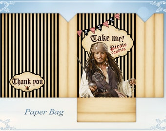 """Shop """"pirates of the caribbean"""" in Paper & Party Supplies"""