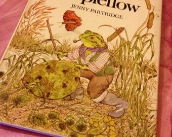"Vintage 1980s Rare Children's Book ""An Okapple Wood Story - ""Hopefellow"""