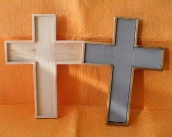 Shadow Box Cross