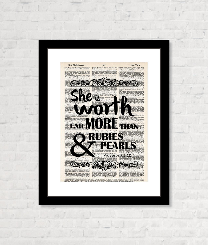 She is Worth Far More Than Rubies - 303.7KB