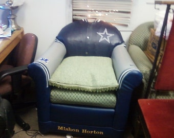 NFL Upholstered Chair