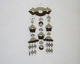 Ceramic Wall Decor, Tribal Wall Decor, Ceramic Wall Art, Hanging Decor @71