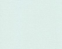 """ZWEIGART 28 count Jubilee evenweave cotton fabric in MINT GREEN 13"""" x 11"""""""