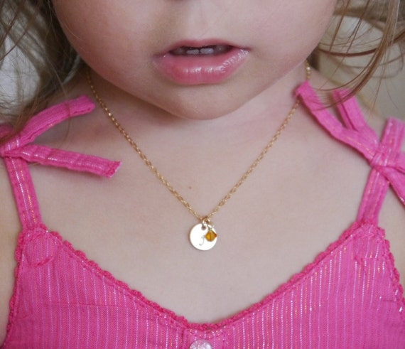 Personalized Little Girl Gifts Little Girl Jewelry