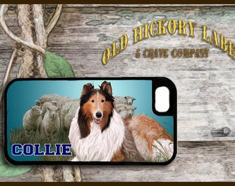 Collie  iPhone 6/5/5c/4 Case -Samsung Galaxy S4/S5 Caseand S3-Phone Cover