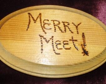 Merry Meet! Greetings.