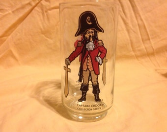 1970's McDonalds Captain Crook Collector Series