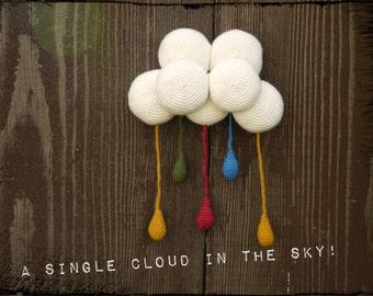 Cloud PDF Crochet Pattern