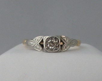 hipster engagement rings - photo #30