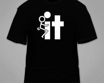 Screw It T-Shirt. Funny
