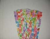 Pre-cut Paper Bead Strips (Summer Floral)