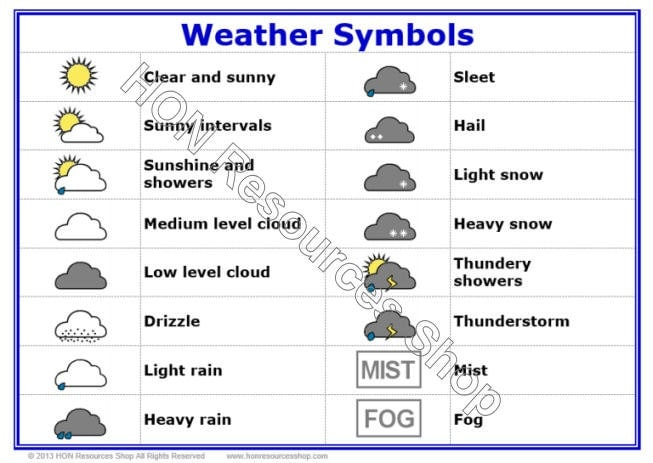 Weather Worksheet New 375 French Weather Worksheet Ks1
