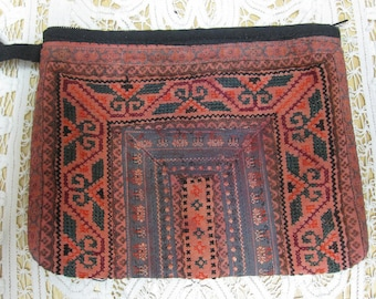 Thailand Hmong Embroidered Wrist Purse