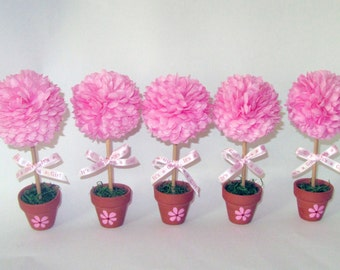 baby shower favors baby shower card holder birthday mini topiaries baby shower guest
