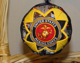 Military Christmas ornament