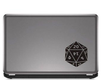 D20 Decal