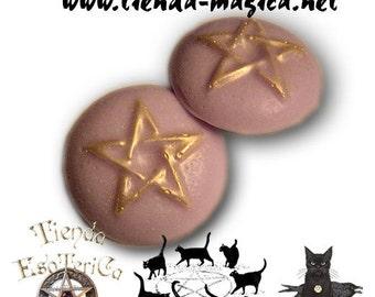 SOAP Pentagram wicca, soap, Wiccan, pagan, magic