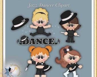 Jazz Dancer Clipart, When I Grow Up
