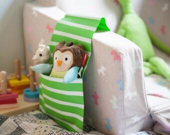 Kids storage pockets | Double | Flora | Sale