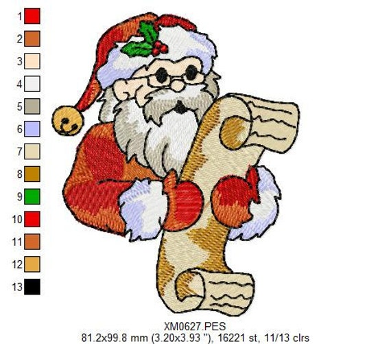 North Pole Christmas Embroidery Designs - PES