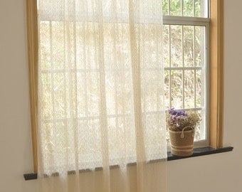 "55"" width curtain fabric ,cotton curtain tulle,off white lace curtain fabric,white windowscreening"