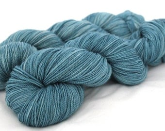 Equilibrium - Dissertation, Hand Dyed Superwash Merino Sock Yarn