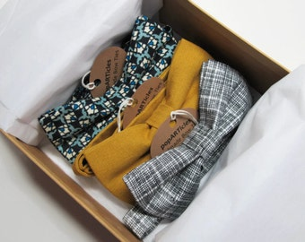bow tie gift box etsy. Black Bedroom Furniture Sets. Home Design Ideas