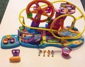 Items Similar To Polly Pocket Pollyworld Amusement Park