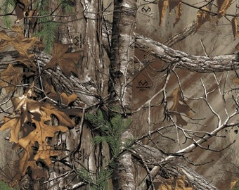 """Realtree  Xtra Camo Print,   air release wrap vinyl Decal Matte laminated for UV protection 12""""x12"""" - 12""""x120"""""""