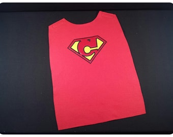 Add a Superhero Cape to your Shirt Order