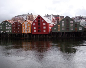 Trondheim | Norway | Architecture | Travel Photography | Europe