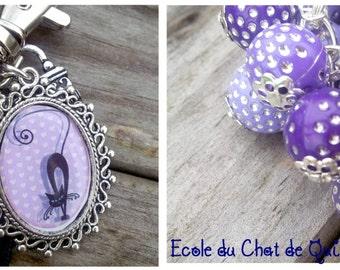 Beautiful purple for sale key