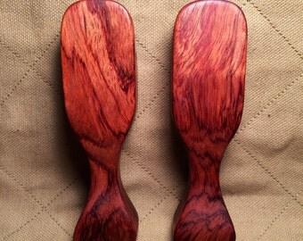 Bubinga Wood Bottle Opener