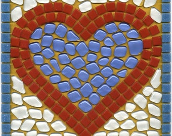 Heart Fun Mosaic Kit