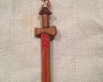 norseman sword amulet