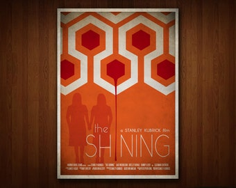 The Shining Poster (Multiple Sizes)
