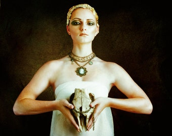 Goddess of the Afterlife, Fine Art Photography Print