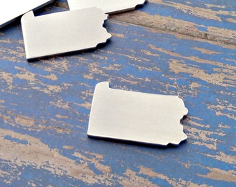 Aluminum Pennsylvania Stamping Blanks - Qty 1